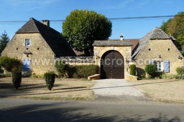 Immobilier Dordogne Vente Ref : 4420