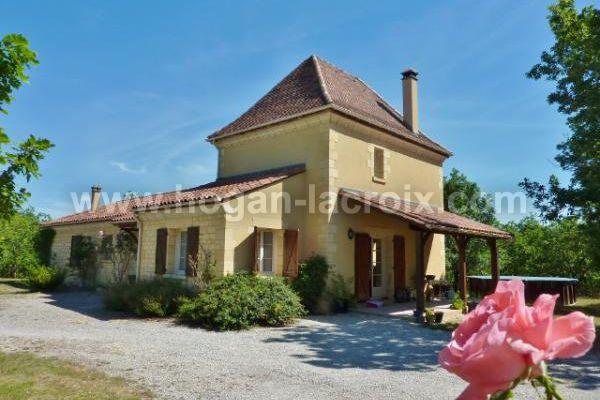 Immobilier Dordogne Vente Ref : 4505