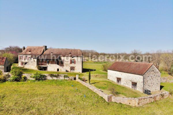 Immobilier Dordogne Vente Ref : 4586