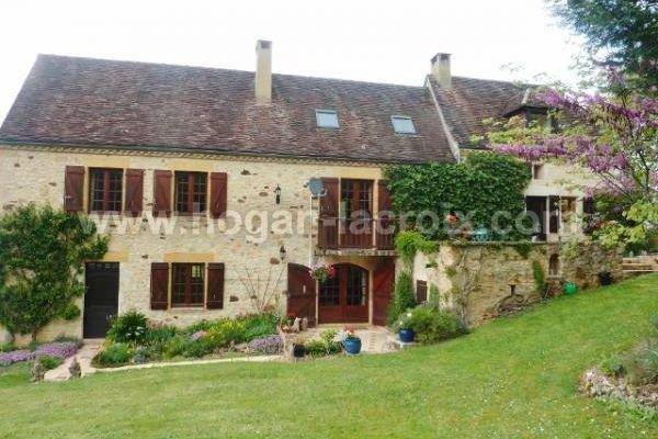 Immobilier Dordogne Vente Ref : 4652