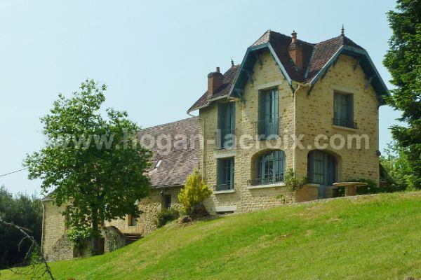 Immobilier Dordogne Vente Ref : 4828