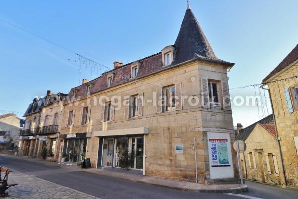 Immobilier Dordogne Vente Ref : 5107