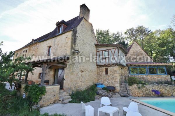 Immobilier Dordogne Vente Ref : 5175