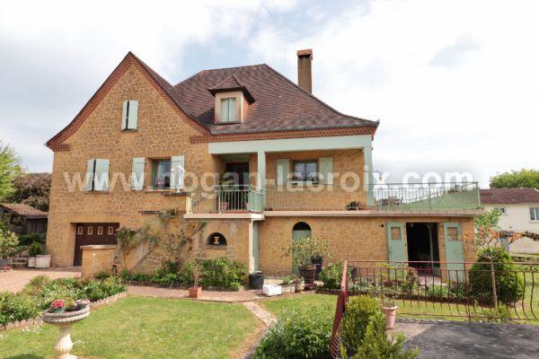 Immobilier Dordogne Vente Ref : 5385