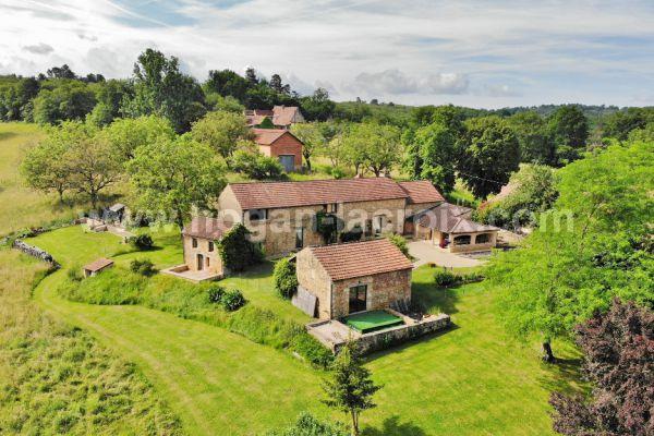 Immobilier Dordogne Vente Ref : 5396
