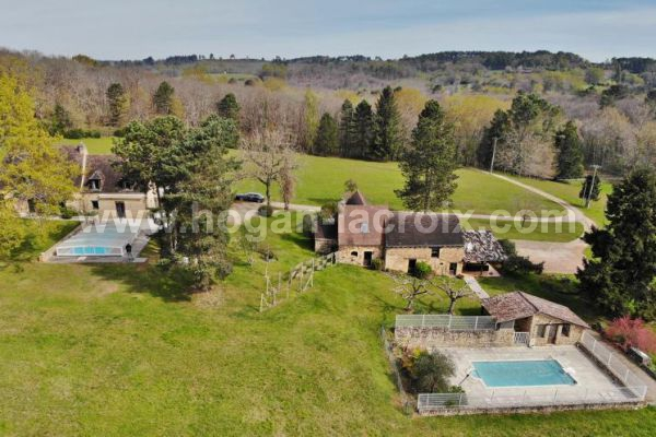Immobilier Dordogne Vente Ref : 5607