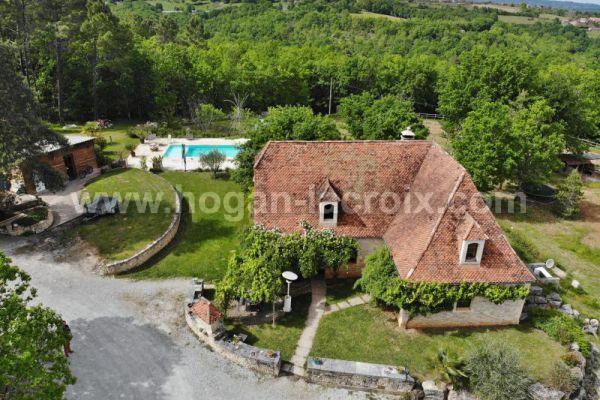 Immobilier Dordogne Vente Ref : 5615