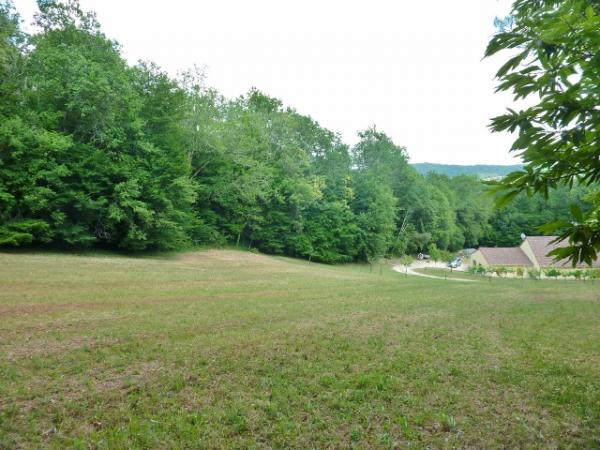 BUILDING PLOT with Planning Permission - 5600 m² approx. - Near Sarlat