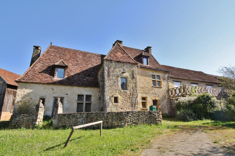 DORDOGNE VALLEY, 25 KM AWAY FROM SARLAT - CHARMING MANSION AND GITE - TYPICAL PROPERTY OF THE
