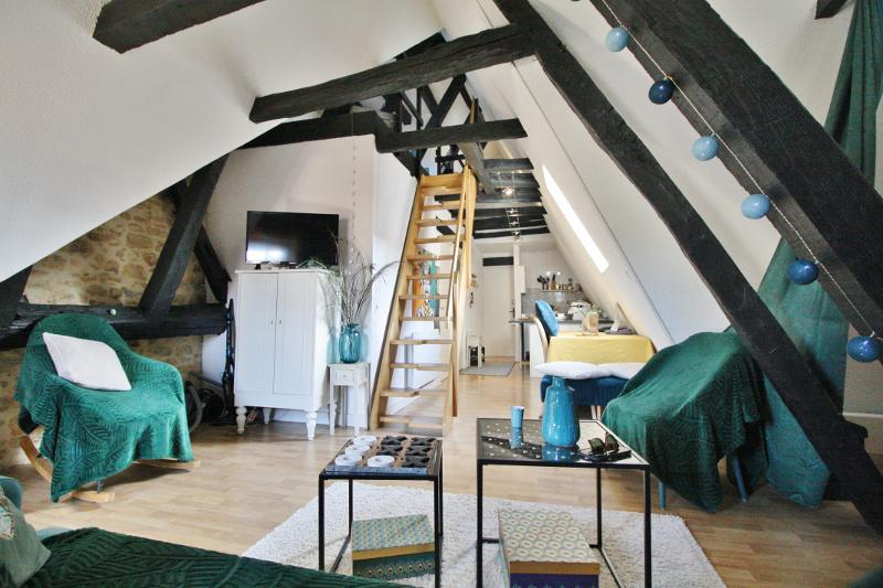 EXCLUSIVITY !! LOVALY STUDIO IN THE HEART OF THE MEDIEVAL AND HISTORICAL CENTRE OF SARLAT. IDEAL LOC